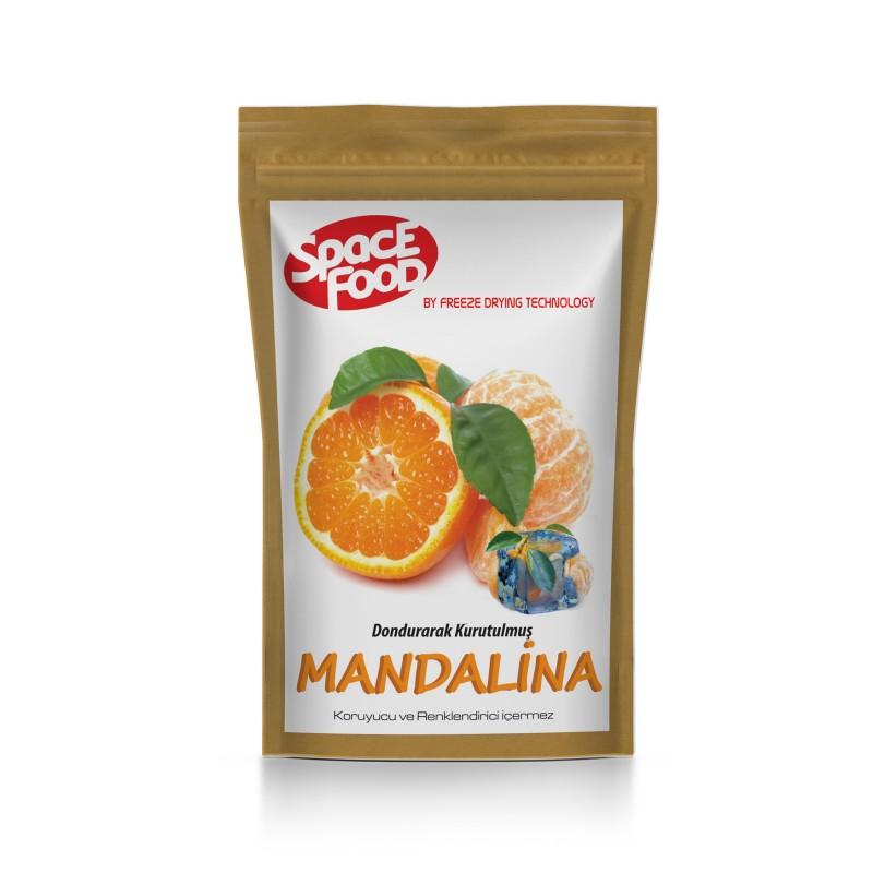 Kurutulmuş Mandalina-15 g